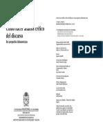 Pardo Abril - Cómo Hacer Análisis Crítico Del Discurso (130 Pág)