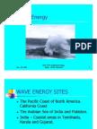 Wave Energy Presentation