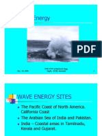 Wave Energy Presentation