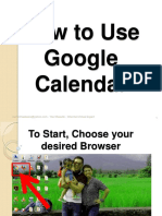 RachelMae_Buiza_How to Use Google Calendar