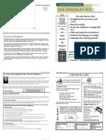 Newsletter 04 2010