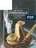 Pintxos de Vanguardia