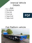 Comercial Vehicle Details 1
