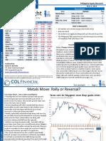 COL Financial - Tech Spotlight March 8 2016