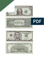 Billetes y Monedas Del Ecuador