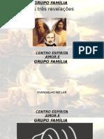 Grupo de Pais - O Culto Do Evangelho No Lar