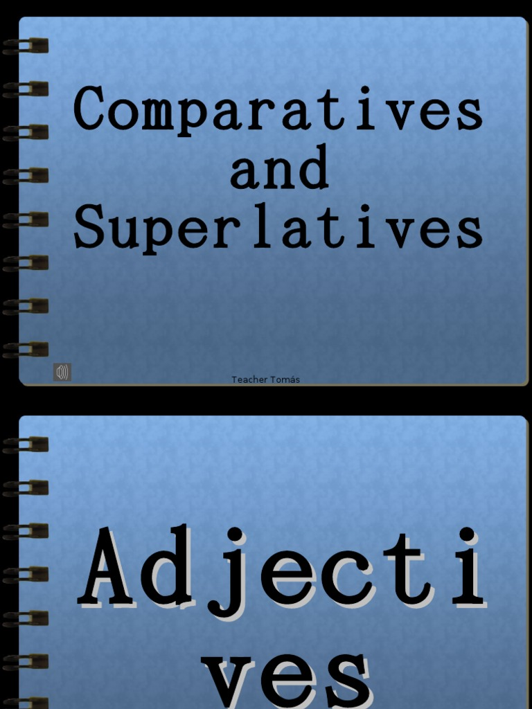 comparatives and superlatives adjective the simpsons episodes