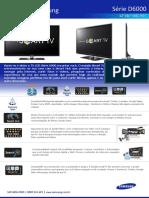 Tv Samsung Un40d6000
