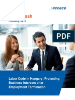 Labor Code in Hungary