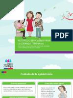 Rotafolio Educativo Para El Puerperio y La Crianza Temprana ChCC y PSM