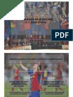 El Modelo de Juego Del FCB I
