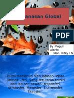 ppt fisika(Pemanasan Global