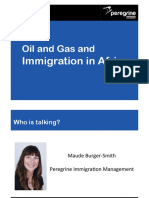 Oil and Gas and Immigration in Africa Webinar