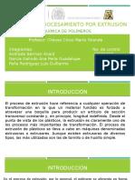 Técnica de Procesamiento Por Extrusion Exposicion