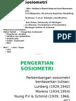 1-Sosiometri