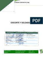 SGI-E00002-01 - Estandar Corporativo Oxicorte y Soldadura