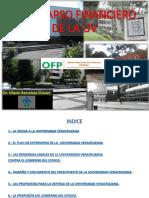 Colapso Financiero de la Universidad Veracruzana