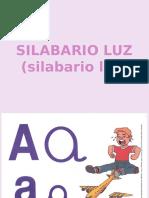Silabario Luz