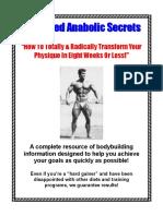 Anabolic Secrets