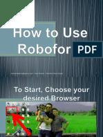RachelMae_Buiza_How to Use Roboform