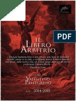 IL LIBERO ARBITRIO - Tesina