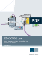 Manual Simocode