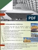 Introducción Al Análisis Estructural
