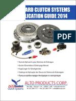 Al to Standard Clutch Catalog