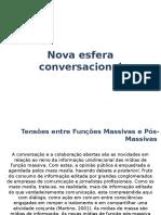 Nova esfera conversacional - Nassau.ppt