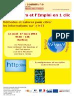 Les métiers et l'emploi en 1 clic .pdf