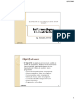 informatique industrielle 1
