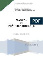 Manual de Practica Docente UPANA 2013
