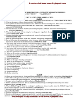EC6402 communication theory question bank for ece