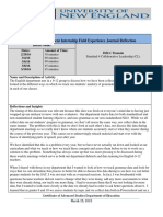 module 2 journal  reflection