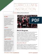 phd flyer 2016