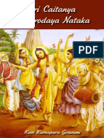 Caitanya Candrodaya Nataka - Kavi Karnapura