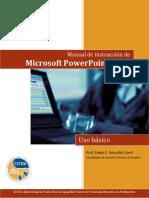 PowerPoint 2013, Uso básico(2).pdf