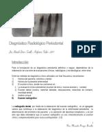 Diagnostico Radiologico Periodontal.