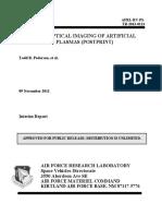 MULTISITE OPTICAL IMAGING OF ARTIFICIAL IONOSPHERIC PLASMAS (Rings)