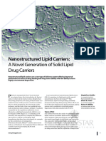 R13-NLC- A Novel Generation of Solid Lipid Drug Carriers