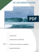 Tema 8. Dinámica de Las Masas Fluidas