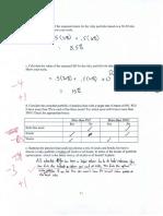FIN 410 EXAM 2