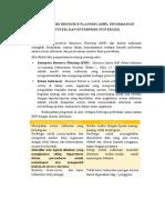 Perbedaan ERP Dan Sistem Informasi