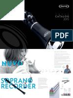NUVO Catalog 2015