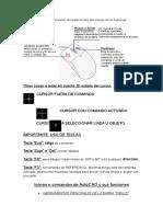 Manual AutoCAD