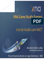 XNA Game Studio Express - Aula 03 - Audio
