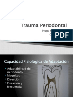 Trauma Periodontal