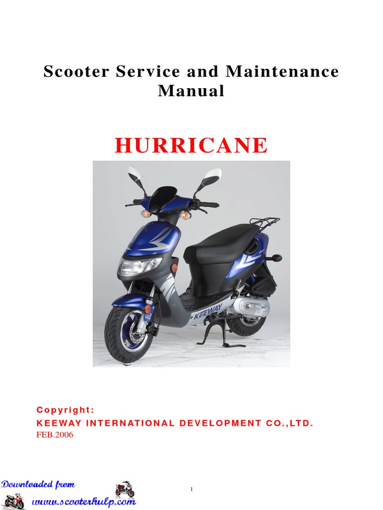 keeway hurricane 50cc service manual carburetor ignition system motor scooter wiring diagrams yamaha scooter wiring diagram gas gauge #36
