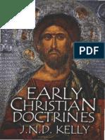 @J N D Kelly Early Christian Doctrines