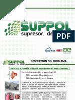 Presentacion Suppol Supersión de Polvo